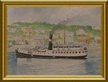 Stig Åsbergs akvarell