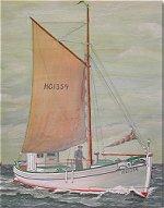 Fiskebåten Hajen