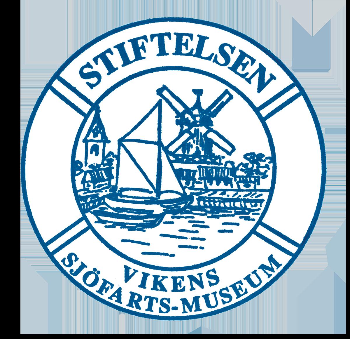 Vikens sjöfartsmuseum_logo